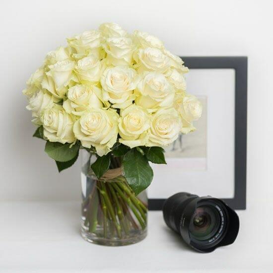 Ode a la Rose Manhattan Flower Delivery