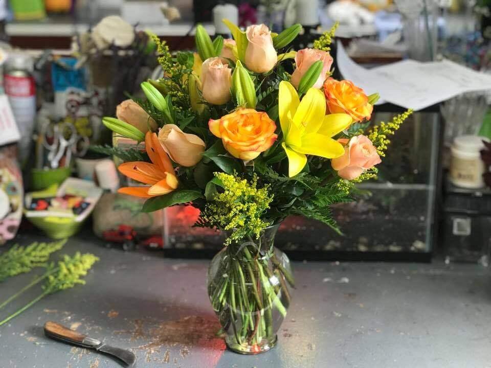 Parkway Floral Flower Des