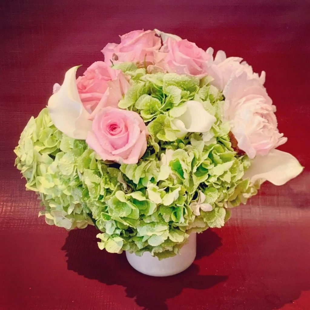 Richard Salome Peony Flower Delivery in NYC