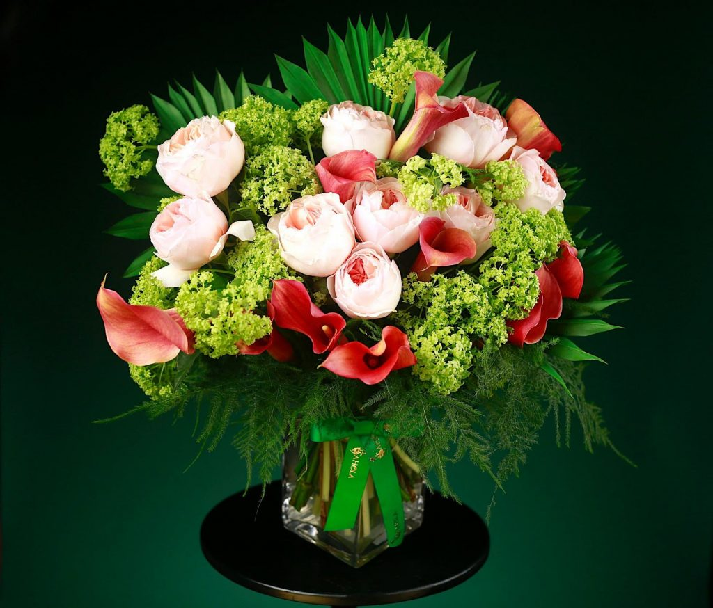 Sahola Flowers Same Day Flower Delivery in Manhattan