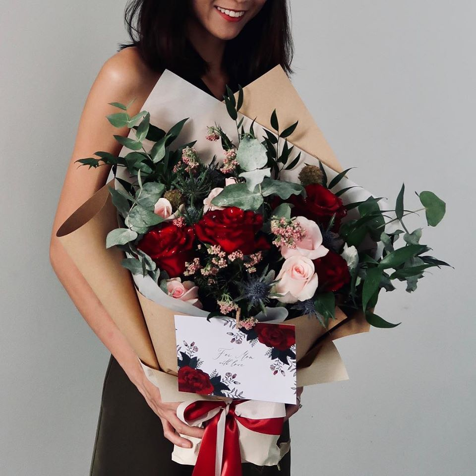 SkinnyBloom Flower Delivery in Singapore