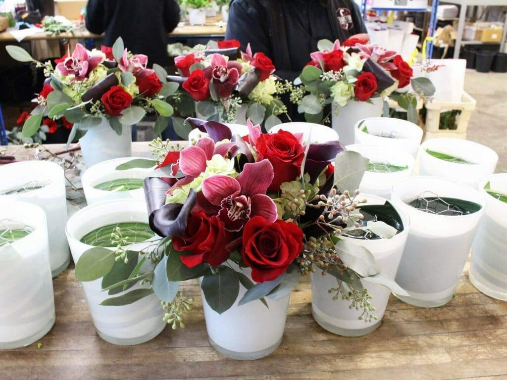 Stapleton Floral Design Studio in Boston, MA