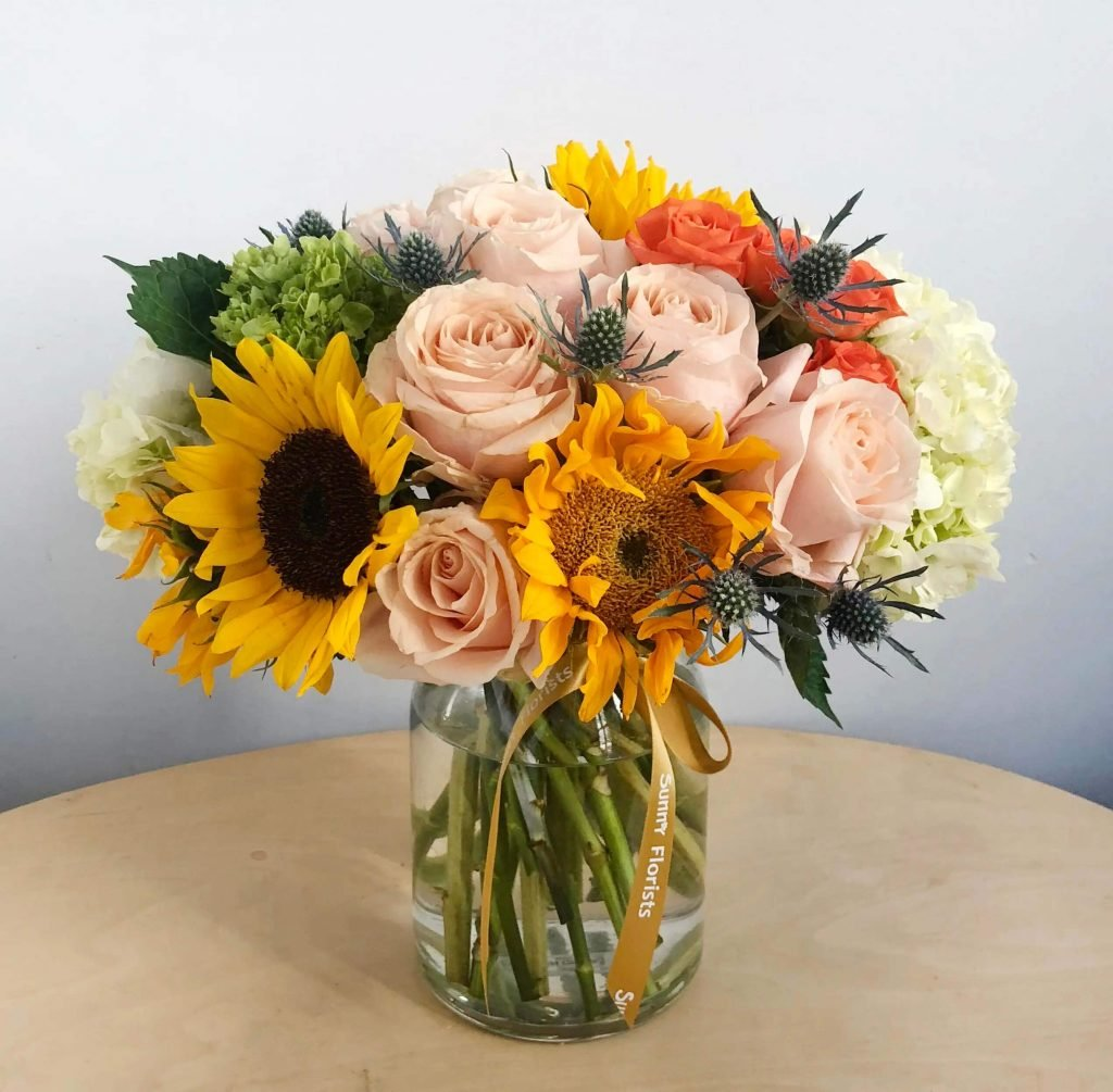 Sunny's Florist Same Day Flower Delivery in Boston, MA