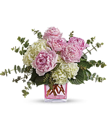 Teleflora Same Day Peony Delivery in NYC