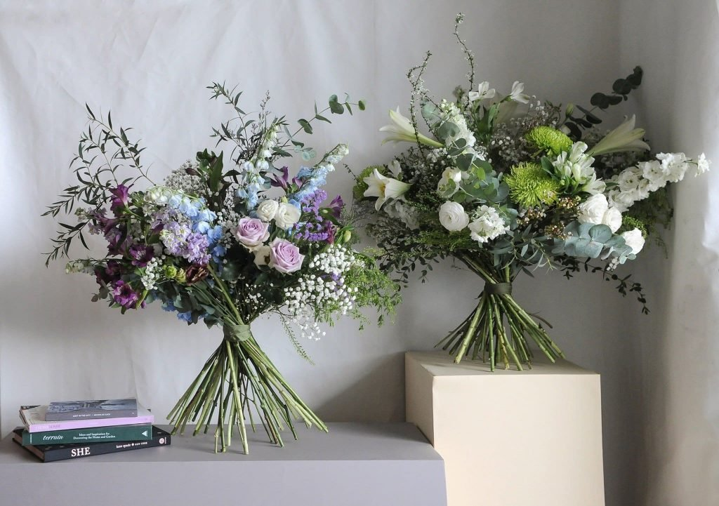 Wonderland Botanicals Floral Design Studio in Singapore