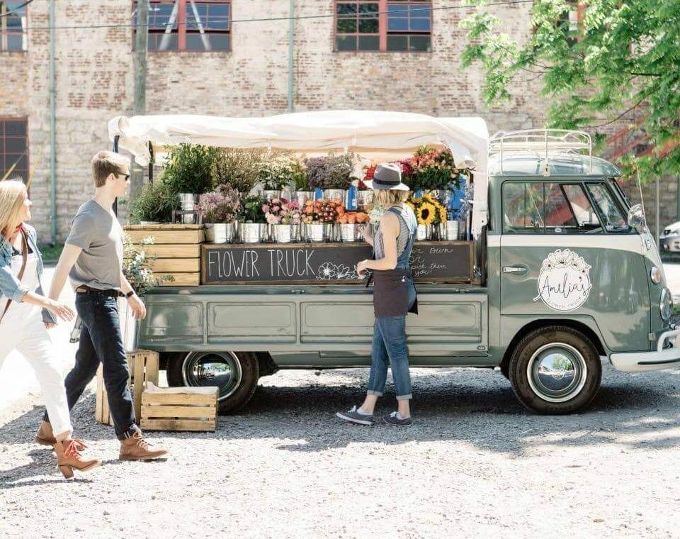 Amelia's Flower Truck Flower Delivery in Nashville TN