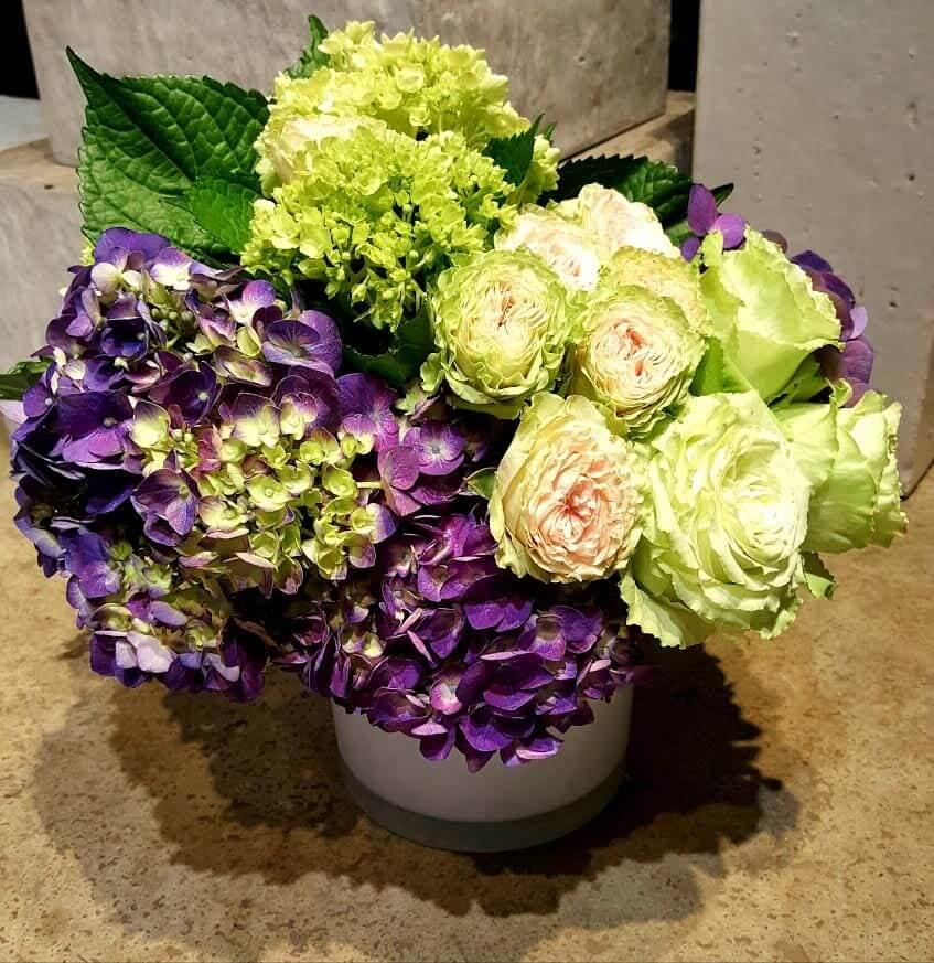 David Brown Flower Shop in Houston