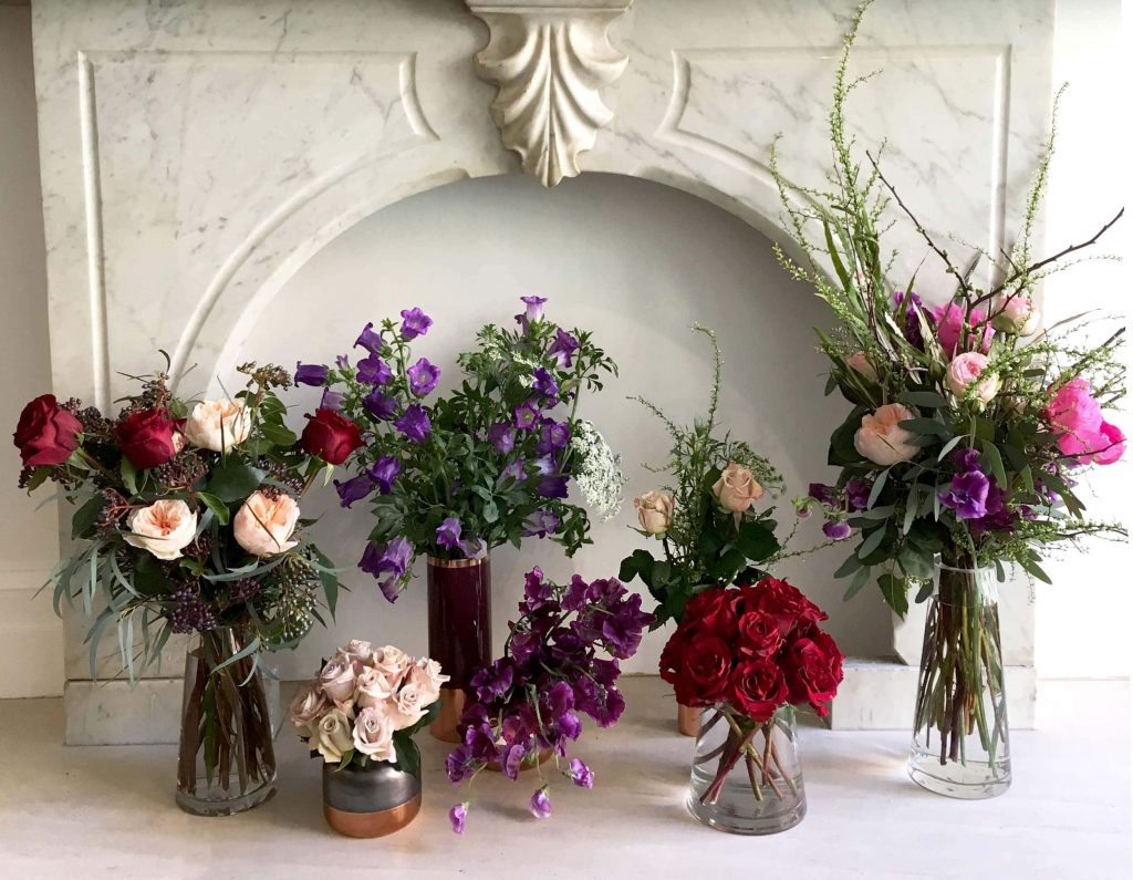 Egan Rittenhouse Floral Design Studio in Philadelphia PA