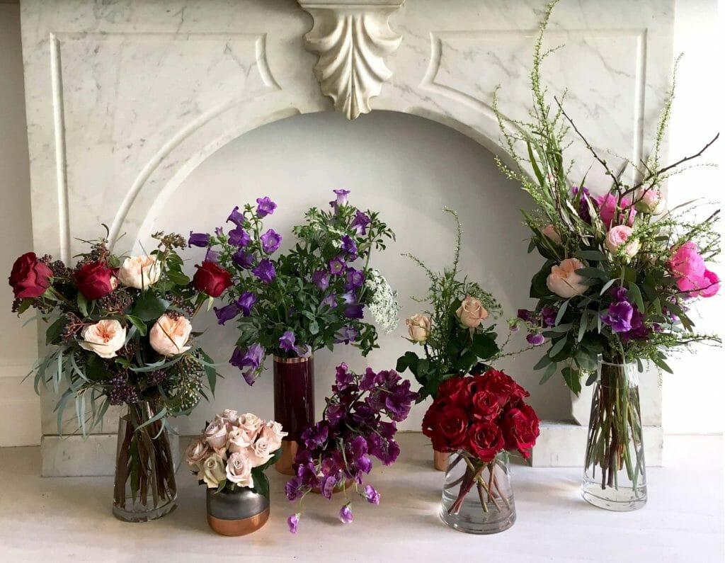 Egan Rittenhouse Floral Design Studio in Philadelphia PA
