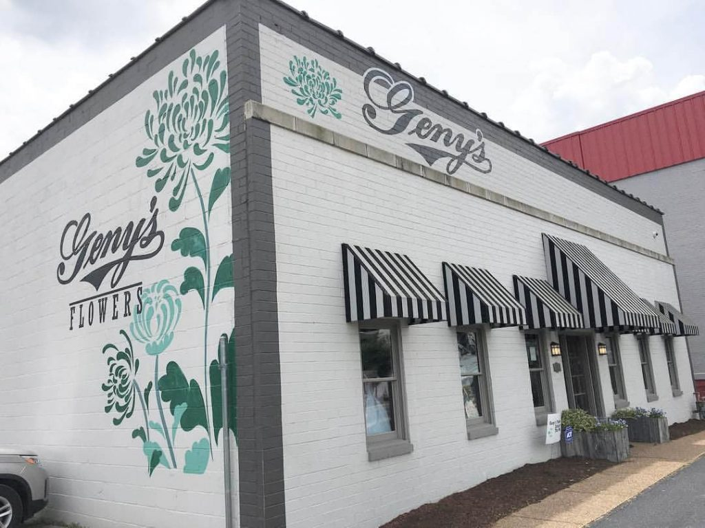Geny's Flowers and Bridal Nashville, TN