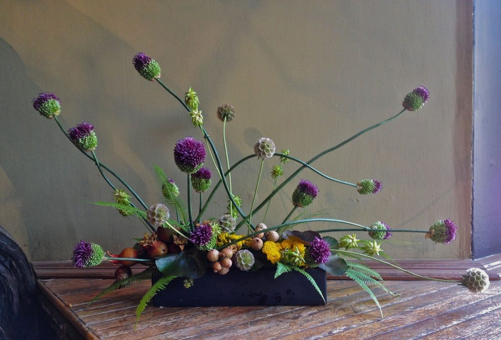 IXIA Floral Design Studio in San Francisco, California