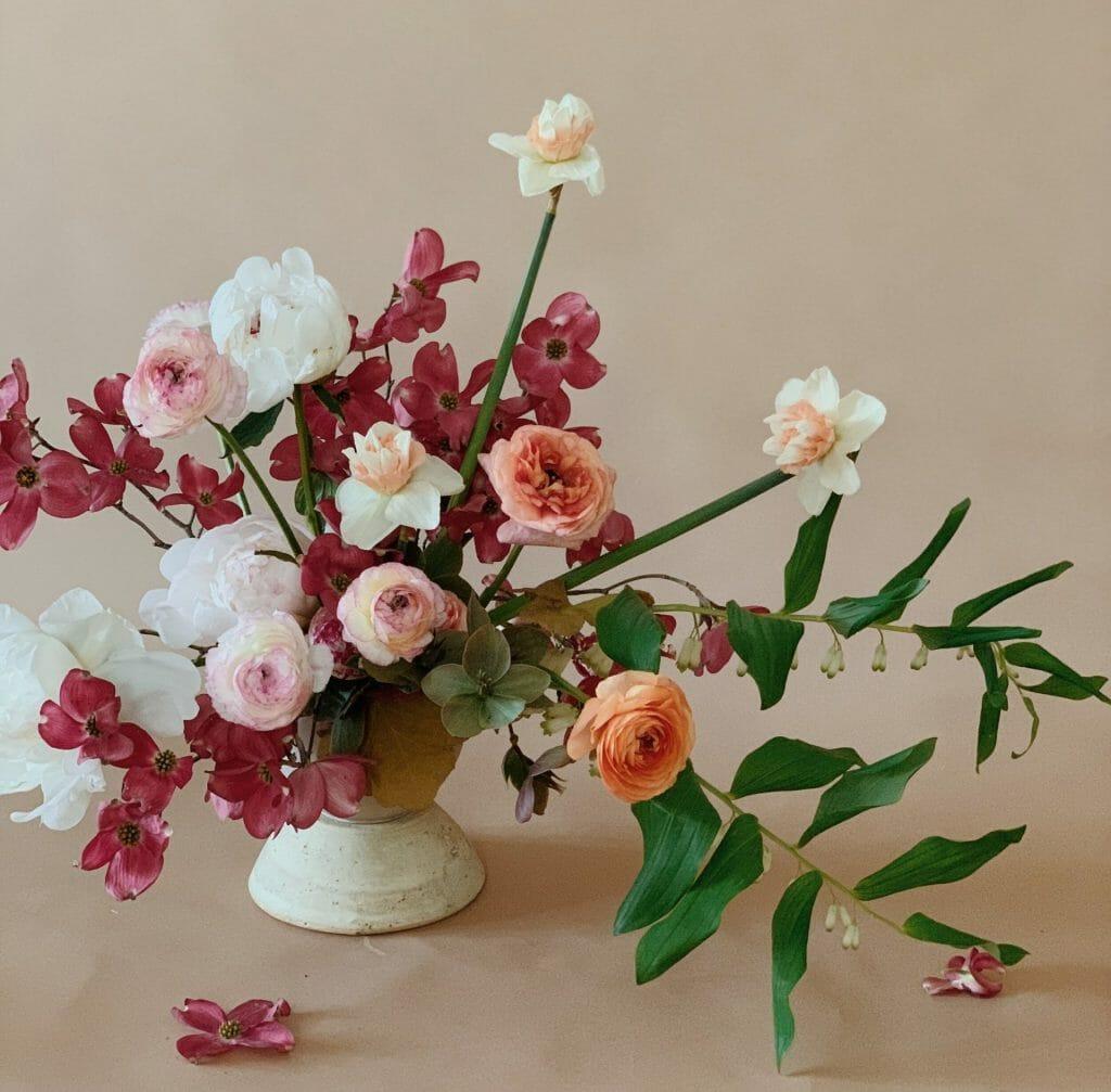 Marigold Floristry Studio in San Francisco CA