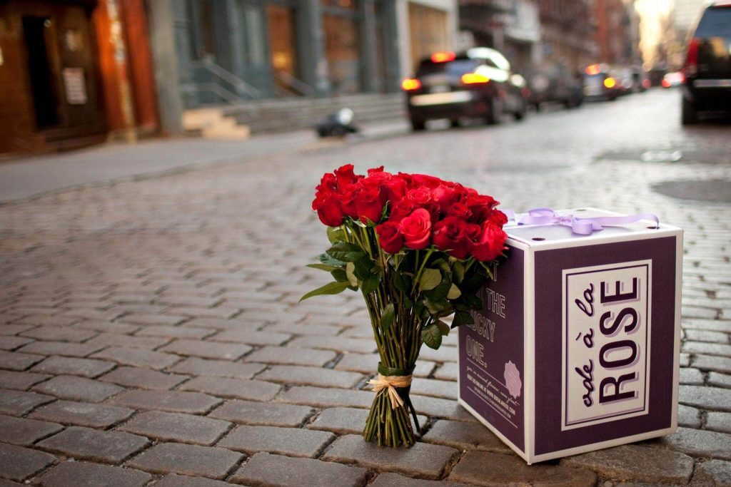 Ode a la Rose Same Day Flower Delivery Philadelphia PA