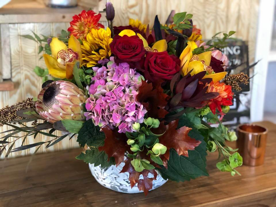 The White Orchid Nashville Flower Delivery