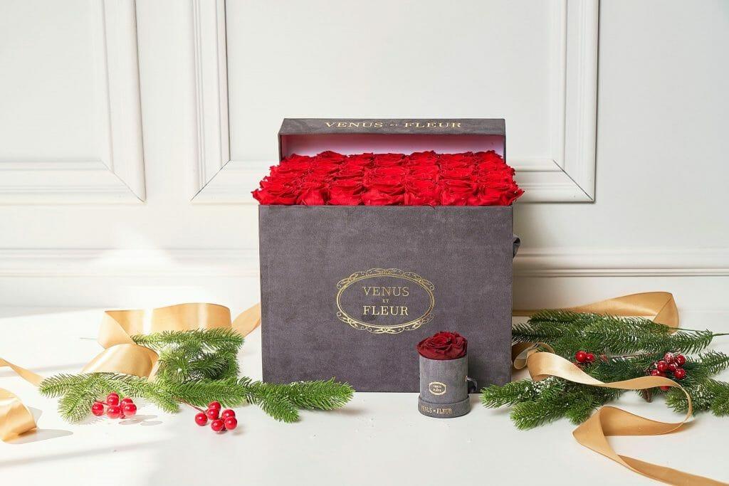 Venus ET Fleur Rose Flower Delivery San Francisco CA