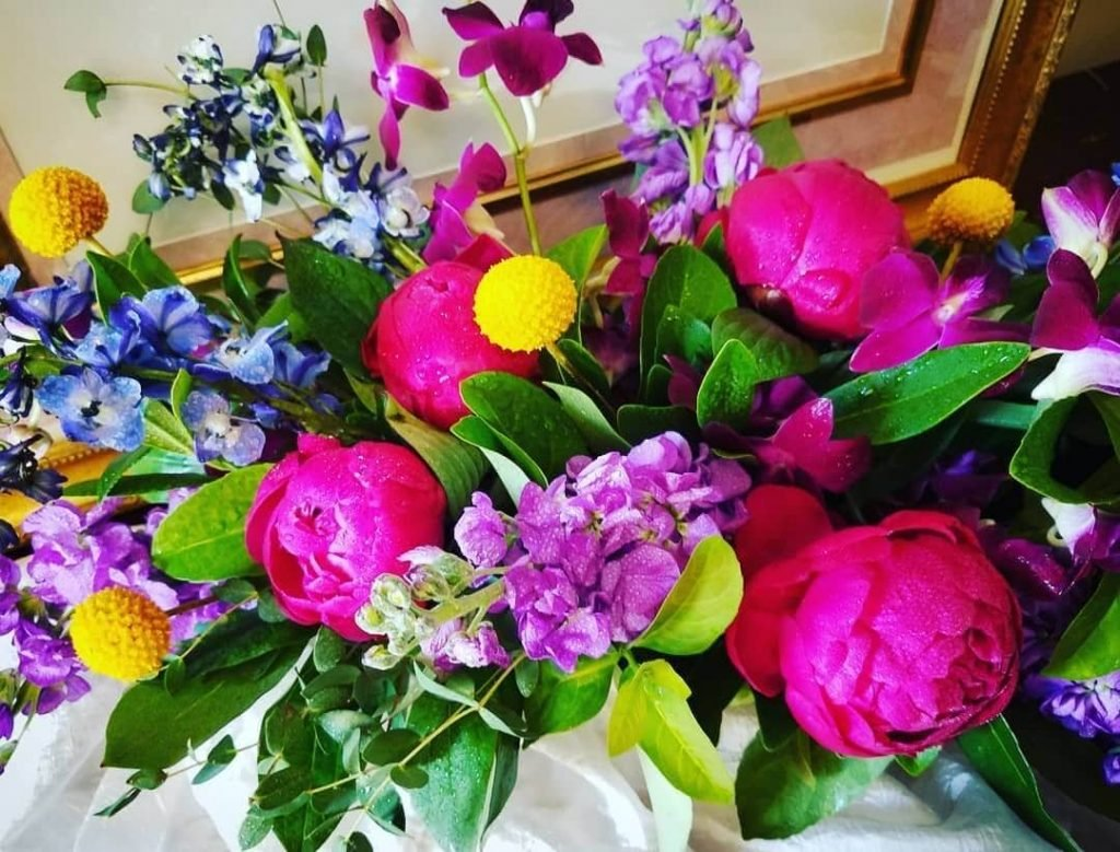 Aime Peterson Flowers and Event Design Studios Jacksonville Flower Shop