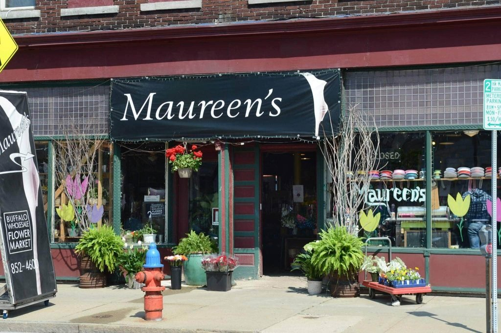 Maureen's Buffalo NY Wholesale Flower Market