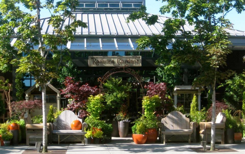 Ravenna Gardens Plant Shop in Seattle, Washington