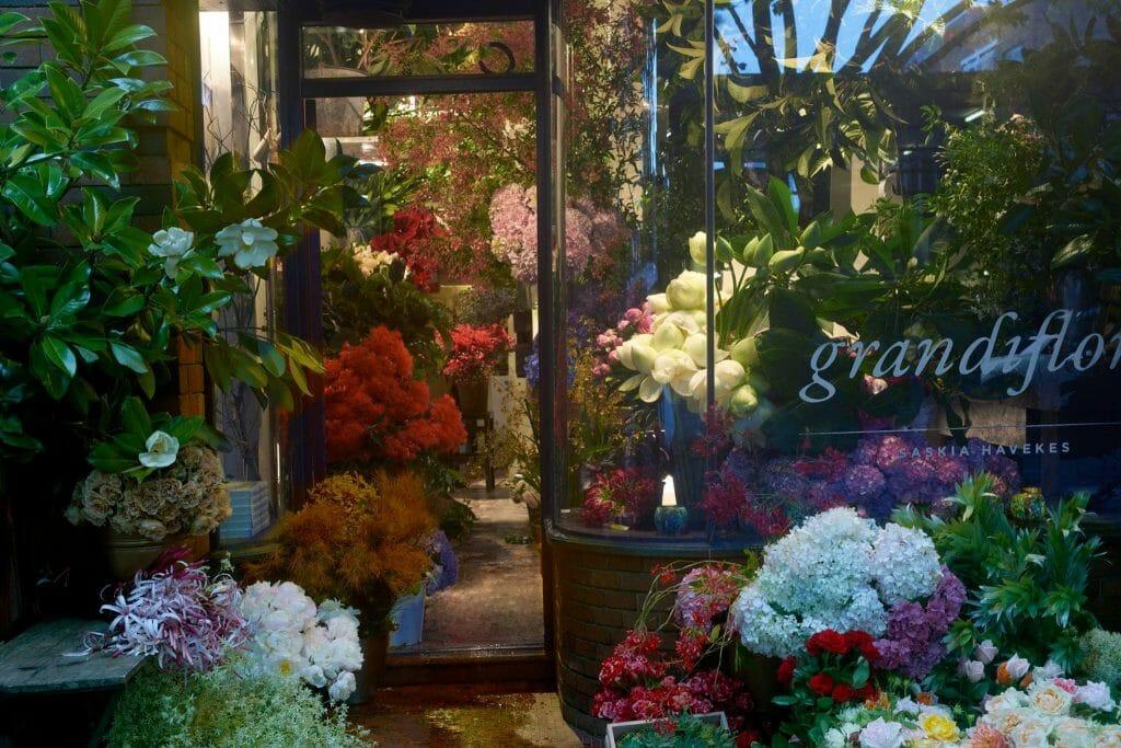 Grandiflora Flower Shop in Sydney, NSW