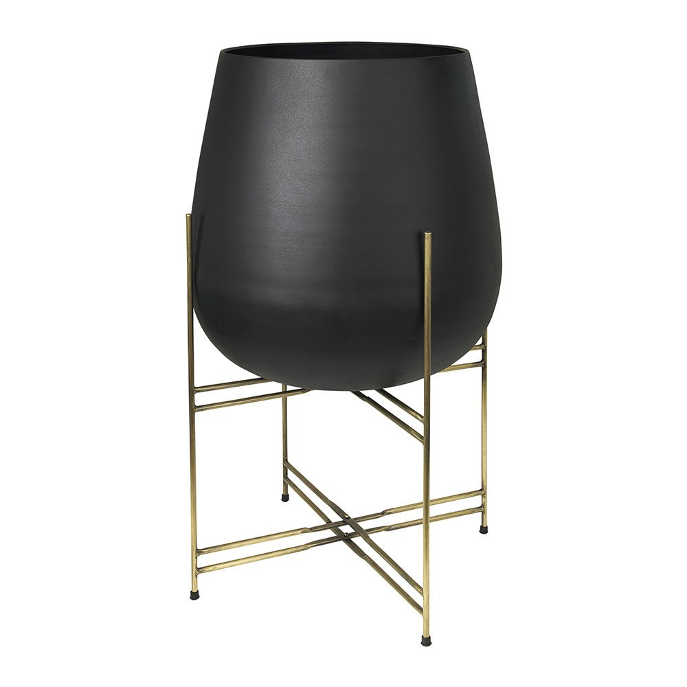 Modern Hedge Flowerpot with Stand