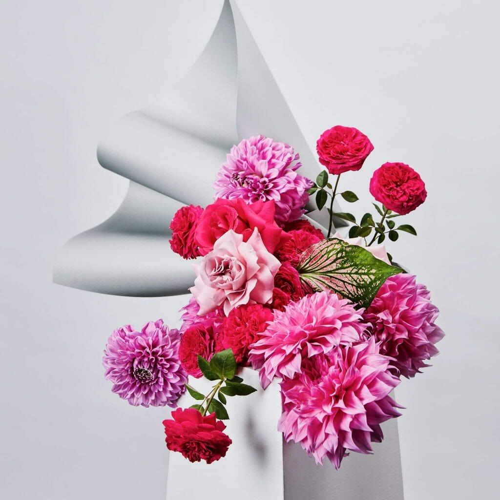 Hermetica Flowers Floral Design Studio in Sydney, Australia