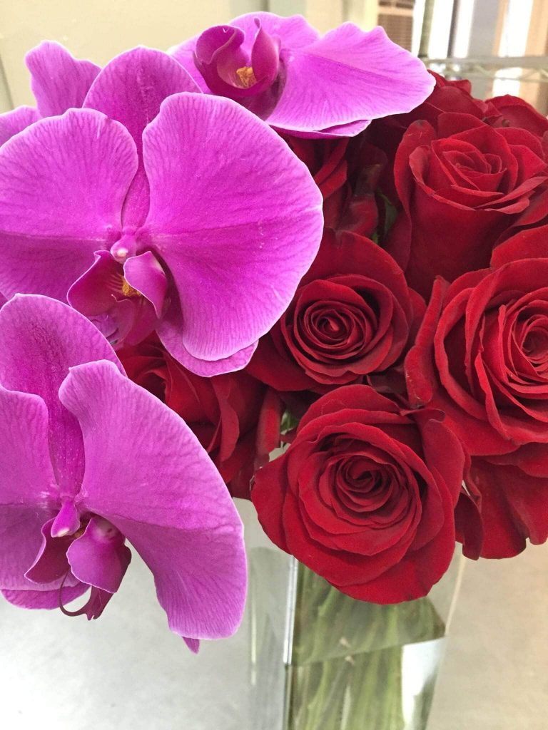 Gabriela Wakeham Luxury Rose Delivery NYC