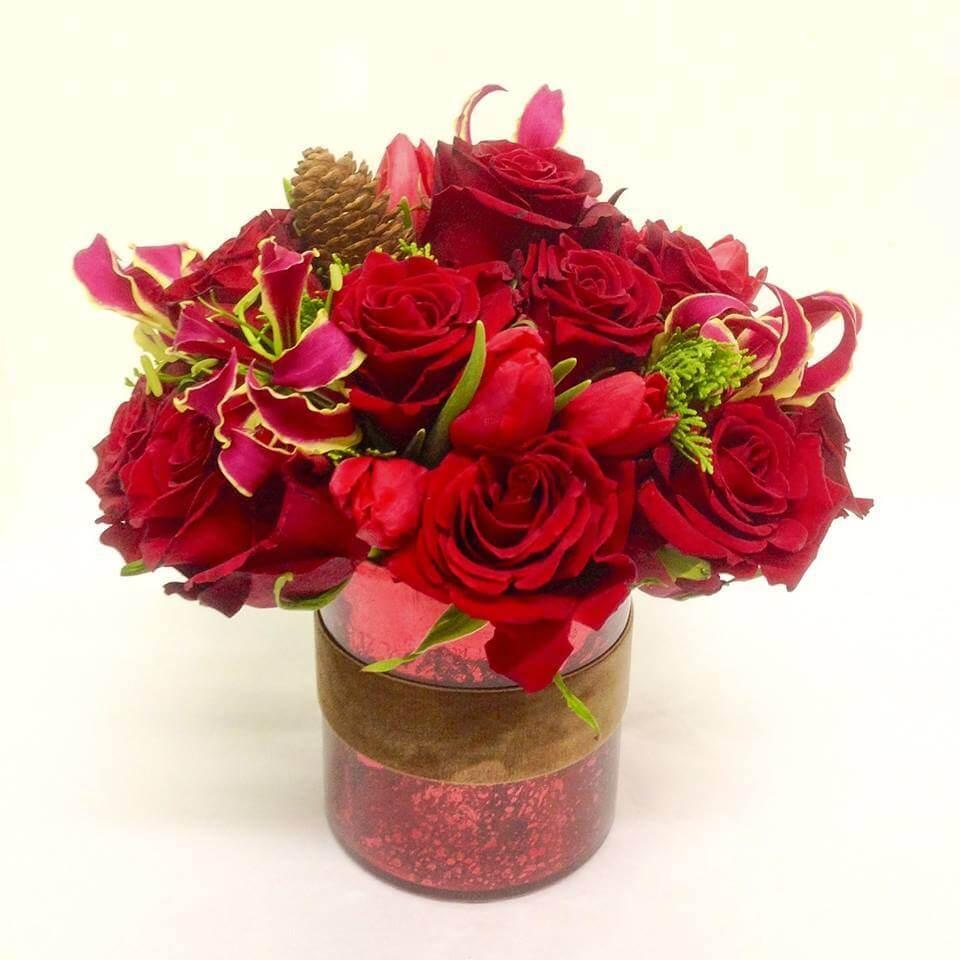 Gabriela Wakeham Luxury Same Day Rose Delivery NYC