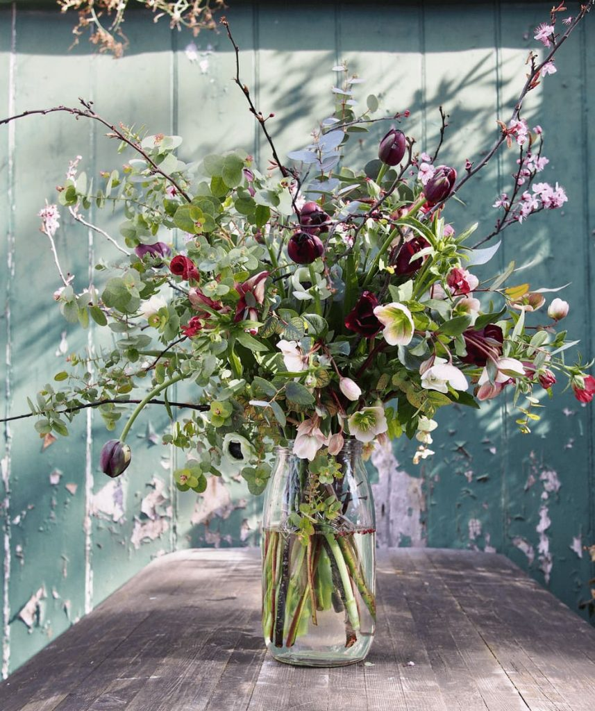 JamJar Flowers London Floristry Studio