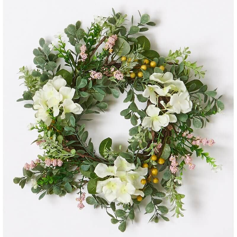 Wreaths and garlands for sale at Joss & Main