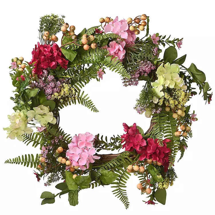 Wreaths-and-garlands-for-sale-at-Kirkland's