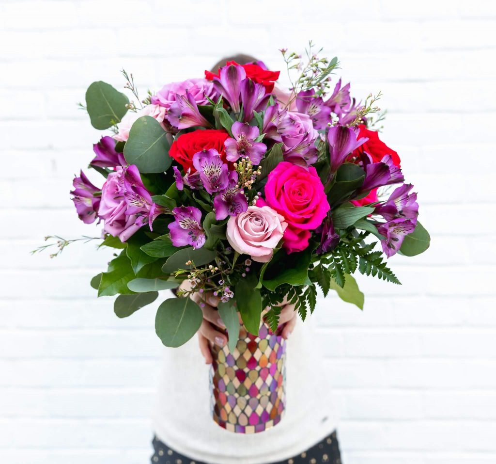 1-800 Flowers Monthly Flower Subscription in the USA