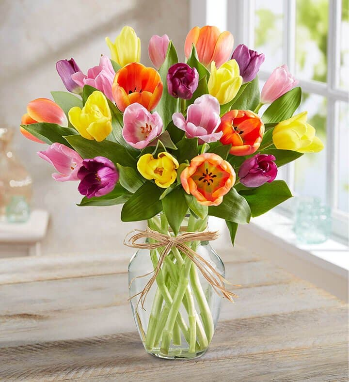 1-800 Flowers Weekly Flower Subscription in the USA