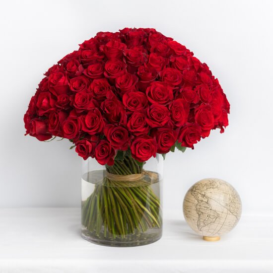 Ode a la Rose Best Online Flower Delivery USA
