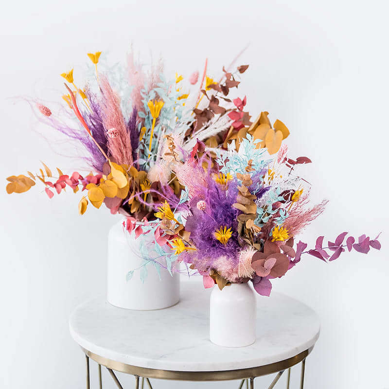 Seed Floral Same Day Dried Flower Delivery in Los Angeles CA