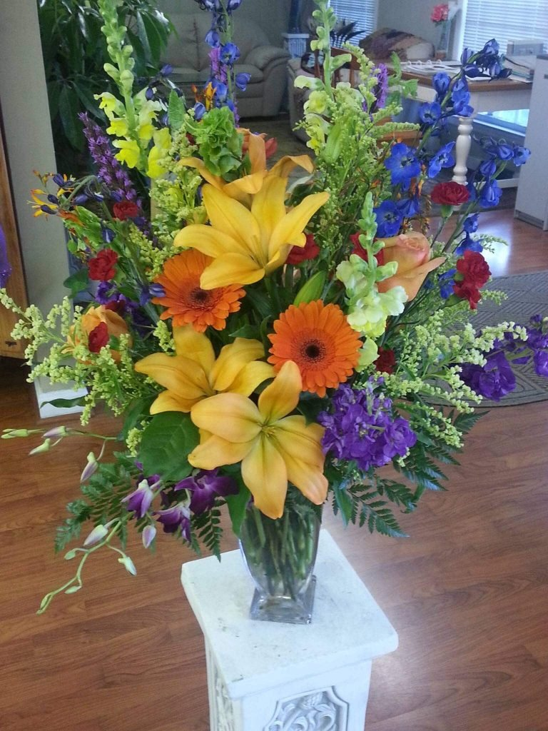 Starclaire House of Flowers Florist in Charlotte North Carolina