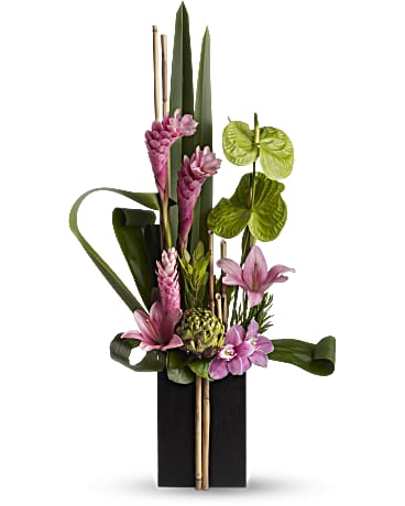 Teleflora Same Day Orchid Delivery USA