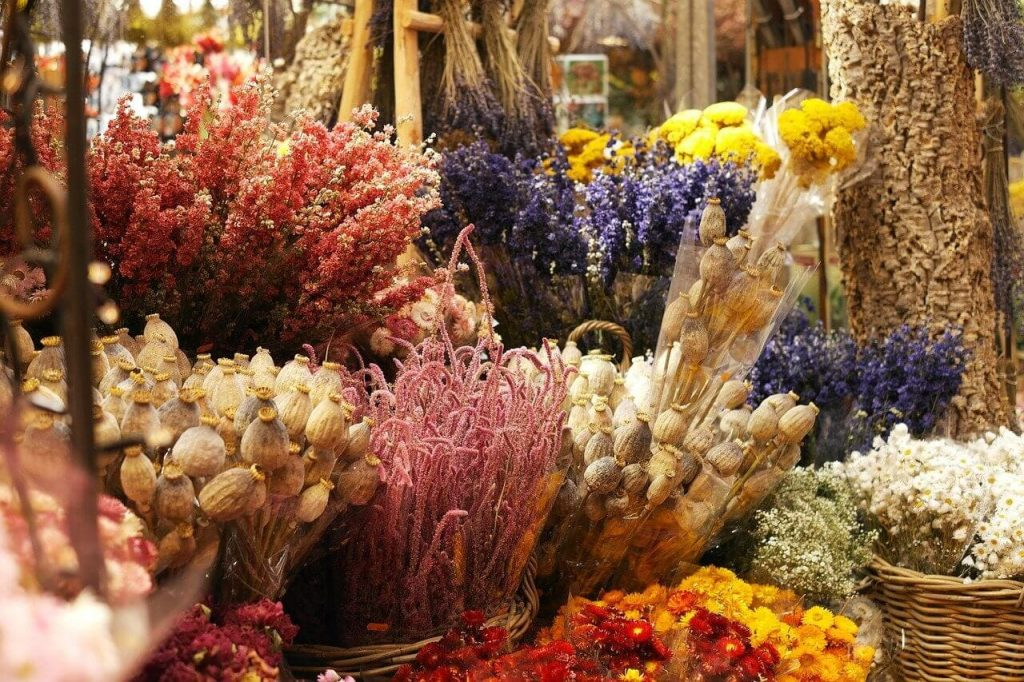 The Best Florists for Dried Flowers in Los Angeles California
