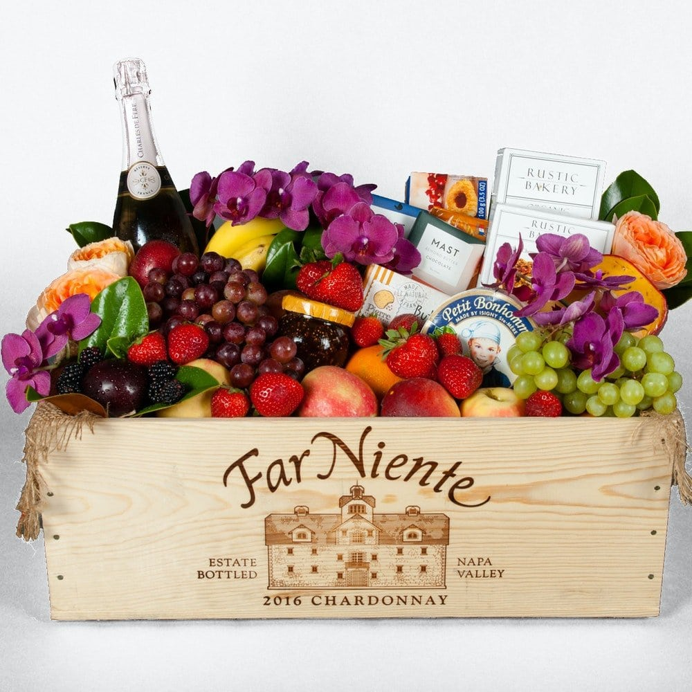 The Best Gourmet NYC Gift Baskets and Boxes from Floom