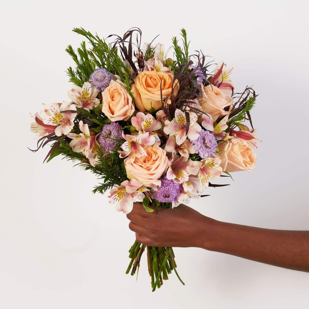 The Bouqs flower delivery in Charlotte NC