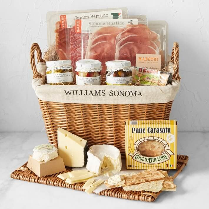 Williams Sonoma Gift Baskets and Hampers for Delivery in NYC