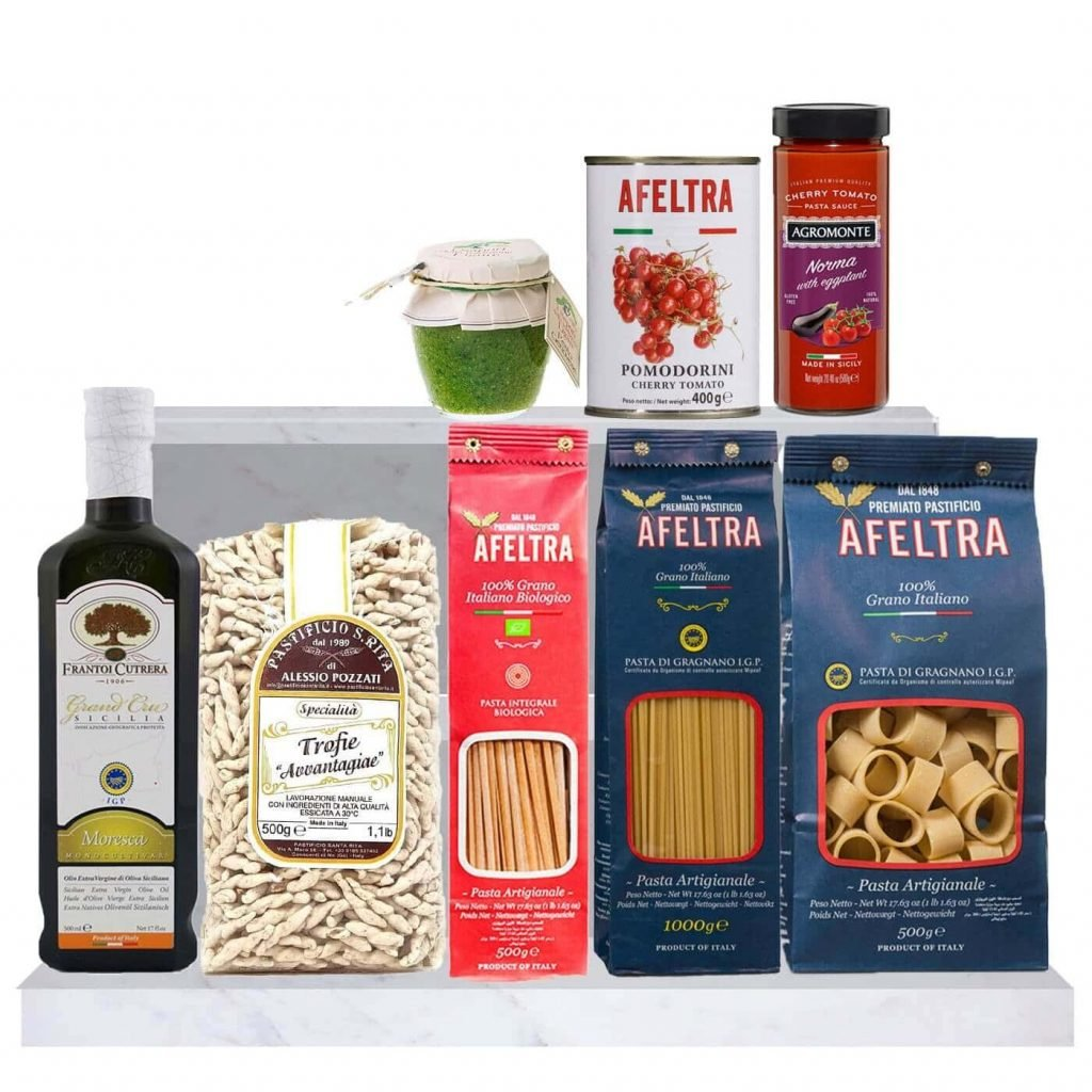 Eataly Pasta Gift Boxes Delivery in Chicago