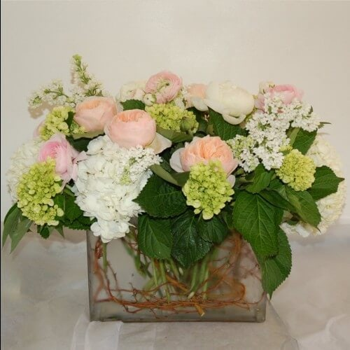 English Rose Garden Flower Delivery in Washington DC