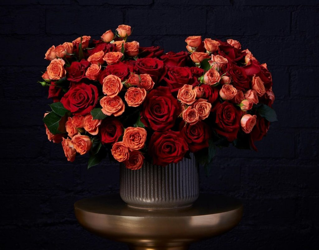 Eric Buterbaugh Rose Arrangements for sale in Los Angeles, CA
