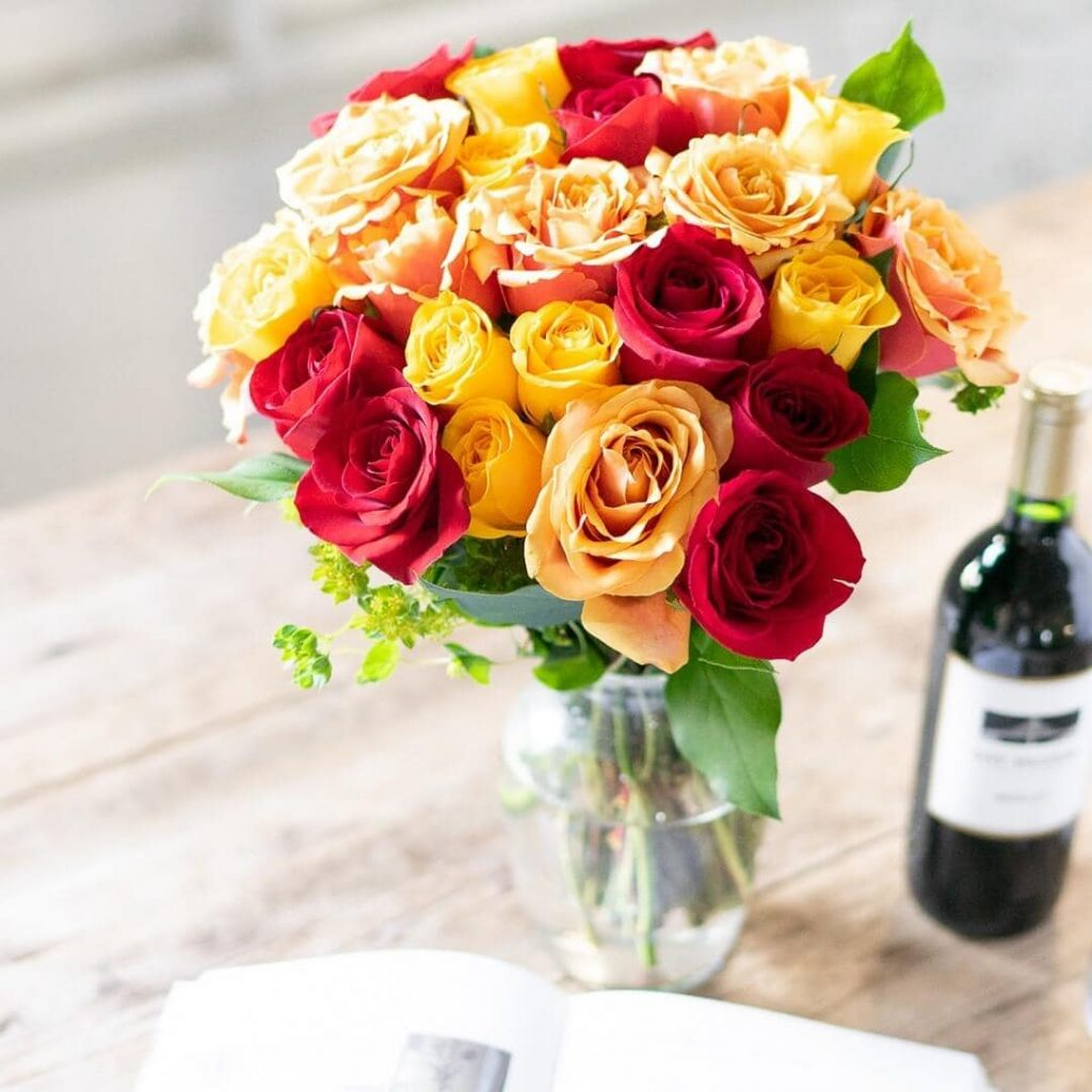 FromYouFlowers Same Day Rose Delivery in Los Angeles, CA