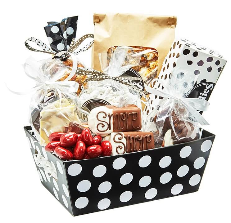 Goodies Chocolate Gift Basket Delivery in Chicago
