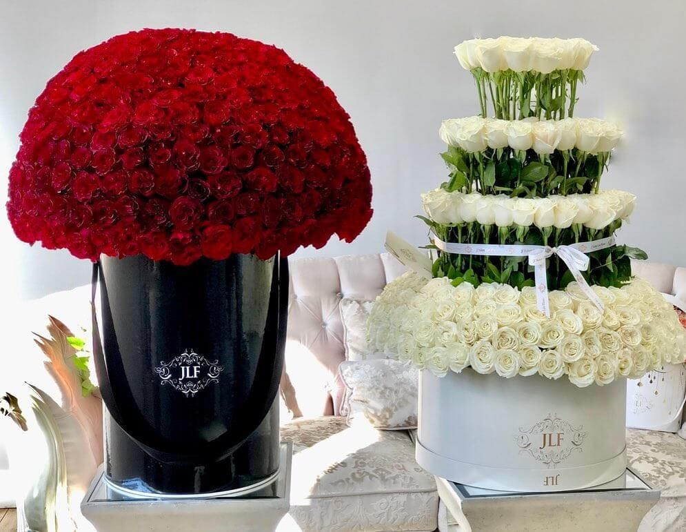 J'Adore Les Fleurs Luxury Same Day Flower Delivery in Los Angeles and Orange County in California