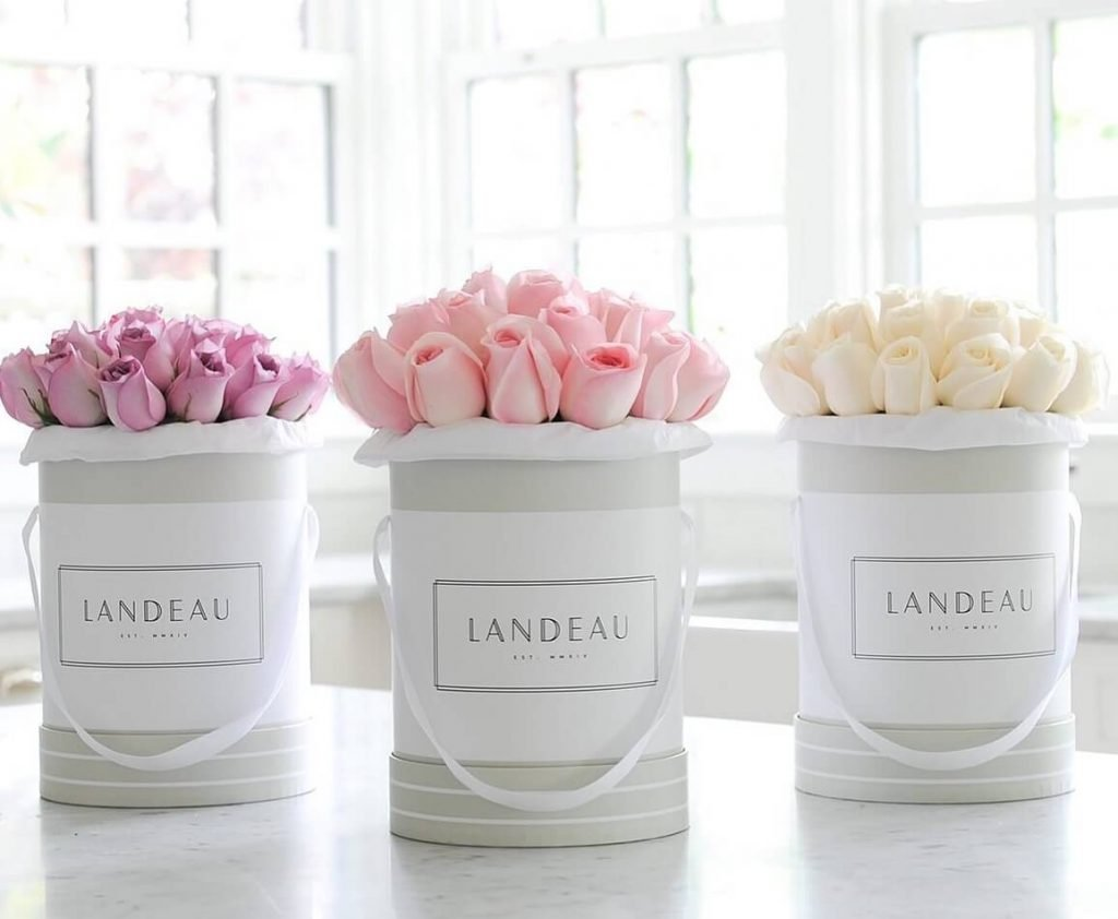 Landeau Roses Delivery in Chicago