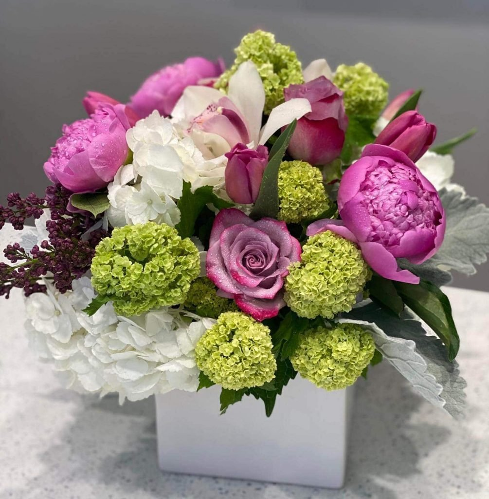 Le Printemps Flower Delivery in Washington DC