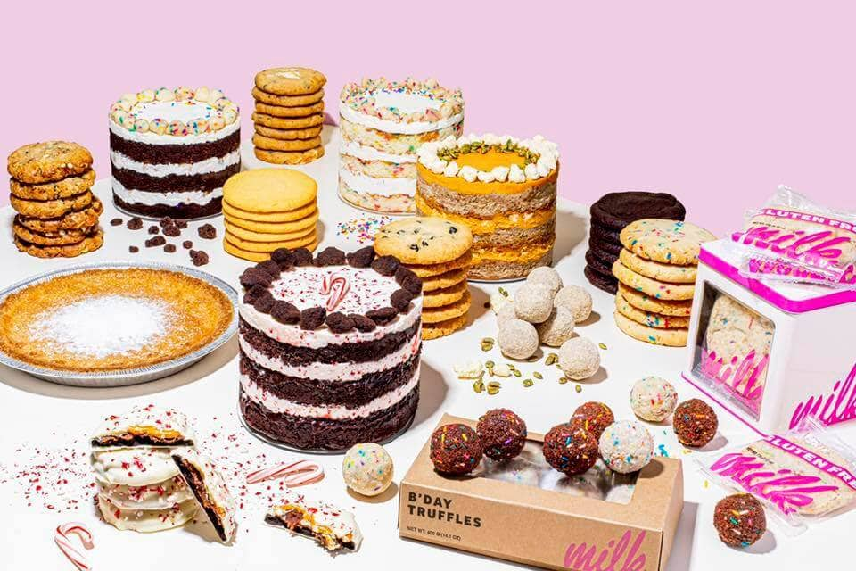 Milk Bar Gift Boxes and Hampers for sale in Los Angeles CA