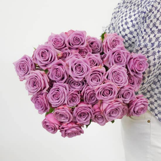Ode a la Rose Roses for Delivery in Los Angeles, California